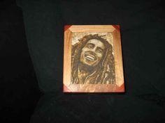 Mr. KeifBox Bob Marley Chronic Art Box