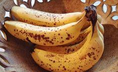 Qu'arrive-t-il de votre corps quand vous mangez des bananes mûres avec des taches sombres?
