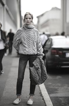 Inspiration: Knitted Sweaters