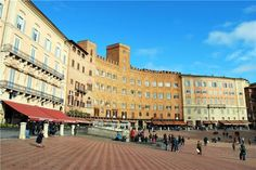 Lovely Siena, Tuscany, Italy