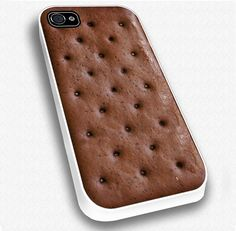 i need this!  Ice Cream Sandwich iPhone Case? Yum!