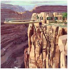 Skywalk_Pasarela de Vidrio sobre el Gran Cañon del Colorado