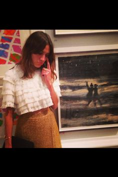 Alexa Chung's Style Rules: She Explains The Formula Behind Her Signature Style | Shopping | Grazia Daily