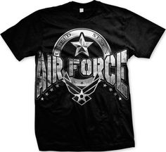 United States Air Force t-shirt.