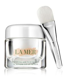The Lifting & Firming Mask, 1.7 oz  by La Mer at Neiman Marcus. there is just not enough words to say about this line. I know I DON'T get it in my Dr's office but I Love it.