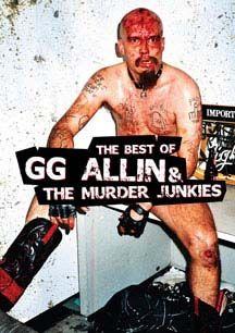 GG Allin- Best Of GG Allin & The Murder Junkies DVD