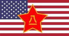 Red Dawn Salute Flag Day with banners from Trek + 14 more sci-fi franchises | Blastr