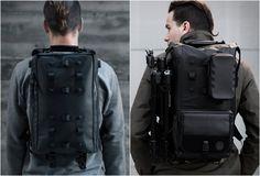 Mochila Personalizada Black Ember Backpacks  Black Ember (anteriormente Ember Equipment) estão lançando sua coleção de segunda geração de Mochilas Personalizadas Urbanas.