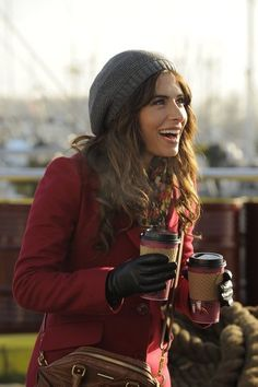 Sarah Shahi continues to surprise me. I was bummed when Fairly Legal was cancelled, but I get my fill watching Person of Interest. There's something about her that's cool and genuine.