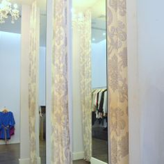 Upper East Side, New York fashion boutique.