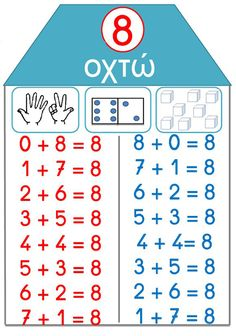 88 best Α τάξη-Μαθηματικά images on Pinterest in 2018 | Math ...