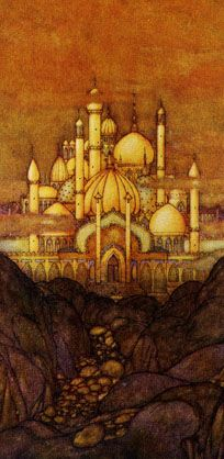 City of Brass from Arabian Nights