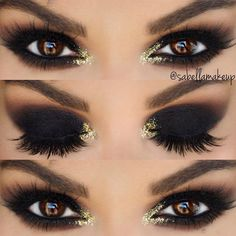 Prom Makeup Ideas That Are Seriously Awesome ★ See more: http://glaminati.com/prom-makeup-ideas/ #makeupideasforprom