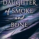 Set in Prague, this novel is a book about angels, devils and everything in between. The novel revolves around a 17-year-old called Karou, who is living two lives in Prague. On one hand, she's an ordinary teenager. On the other hand, she's the adopted daughter and errand-girl of Brimstone, a 'chimaera' or 'elsething' with lion paws, a ram's head and crocodile eyes. The drama in the story starts with the arrival of a seraph called Akiva, who causes Karou to question what she is. (to read)
