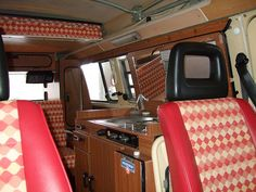 """""""Butterball"""" - Custom Westy Upholstery 