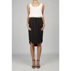Mandy Skirt Black