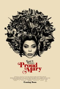 Return to the main poster page for Proud Mary (#4 of 6)