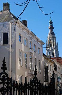 Breda, Noord-Brabant.