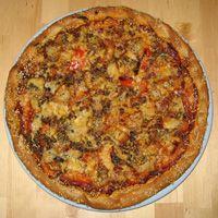 Vegatopia - Zelf pizza maken doe je zo!