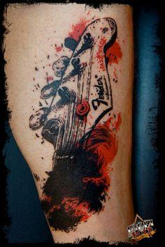 Mikki Bold..... love this!!! My husband is a bass player