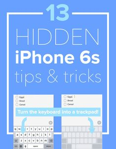 13 Hidden iPhone 6s Tips And Tricks