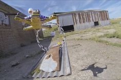 Watch: amazing footage of drone races... and crashes [The Future of Drones: http://futuristicnews.com/tag/drone/]