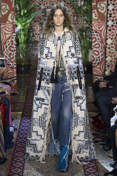 Roberto Cavalli Spring 2017 Ready-to-Wear Fashion Show - Jay Wright