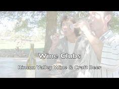 Wine Club - Rincon Valley Wine & Craft Beer, Santa Rosa, CA - YouTube