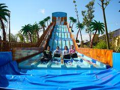 Marina d'Or Apartamentos - Parque de atracciones Aventura d'Or Costa, Fair Grounds, Fun, Travel, Vacations, Adventure, Parks, Cities, Apartments