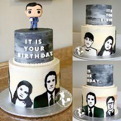 #theoffice #birthday #cake #MichaelScott #itisyourbirthday