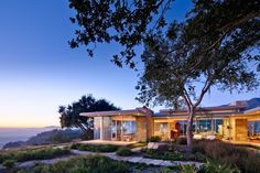 My kind of house- from the Contemporist