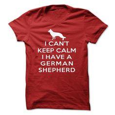 German Shepherd Awesome Shirt