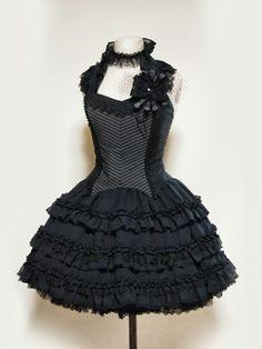 Diário Otaku: Moda Lolita: Ero Lolita