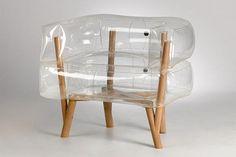 economizando espaço design de mobiliário, anda poltrona