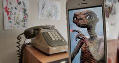 Fotograf si vytváří jinou realitu s obrázky z vlastního mobilu