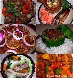 Filipino Food -- http://www.pinterest.com/ronleyba/filipino-recipes-philippine-foods-filipino-dish/