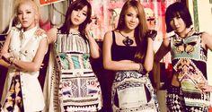 2NE1- Falling in love♥♡