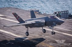 f 35 aircraft carrier navy eisenhower