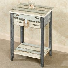 Brynden Accent Table Multi Cool