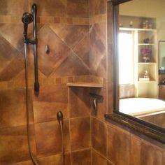 Corner Shelves For Shower Tile