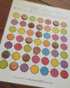 neat CC review game boards. Might work for Essentials math games too!