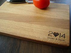 Handmade Personalized Cutting Board. Cutting by CuttingBoards4You