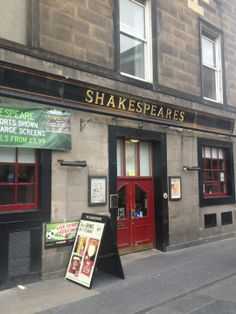 """""""We had a wonderful experience at the Shakespeare pub! It was clean, tidy and modern with friendly staff - Darren was so helpful and made sure that our time here was pleasant! Thank you - we will be back!"""" Find more best places to watch the World Cup in the UK: http://pin.it/XRHkB-b"""