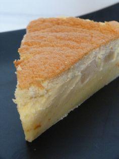 Gâteau Magique à la Poire