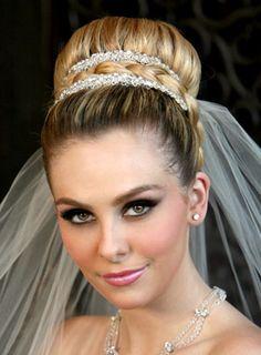 fryzury ślubne - Szukaj w Google