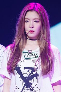 [OFFICIAL] 150917 레드벨벳 RED VELVET 아이린 IRENE @ Mnet 엠카운트다운 Mcountdown