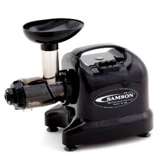 Samson Advanced Juicer | Here's an in-depth review of this multipurpose juice extractor.