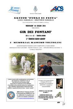 Gir dei Fontanì a Torbole Casaglia http://www.panesalamina.com/2014/26395-gir-dei-fontani-a-torbole-casaglia.html