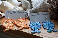 Fish Earrings | $2.50 by Patricia Brosnan