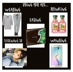 """""""Things I am...."""" by ahriraine ❤ liked on Polyvore featuring art"""